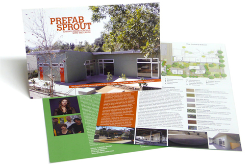 Prefab Sprout Brochure