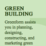 Greenform - Letting Nature Work Website